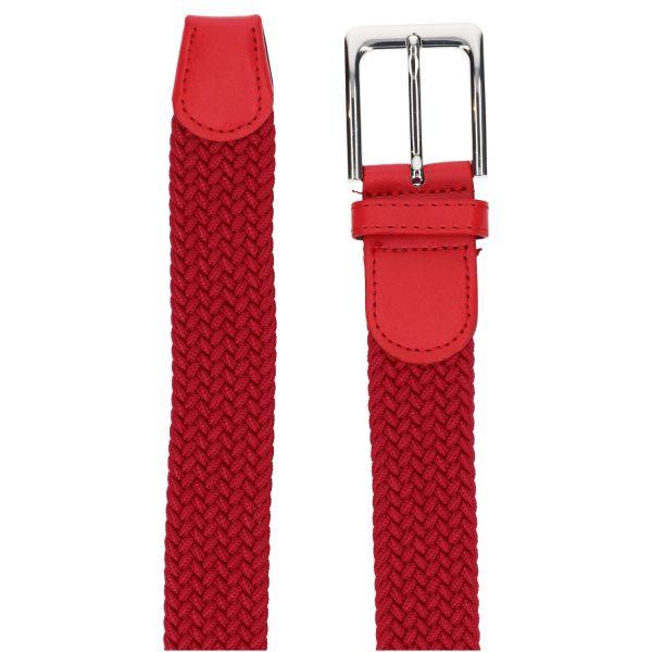 elastische riem rood